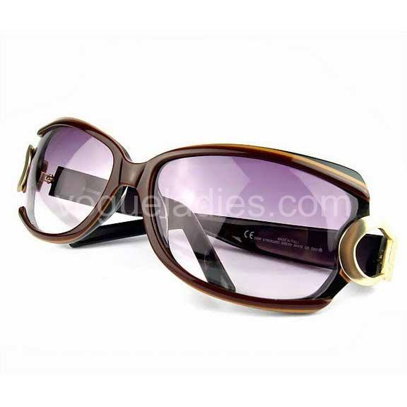 Dior Stronger Sunglasses in Coffee