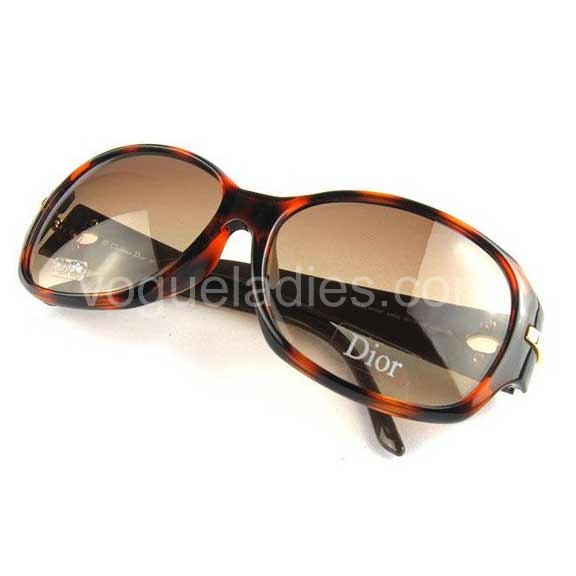 Dior Cannage Sunglasses in Coffee