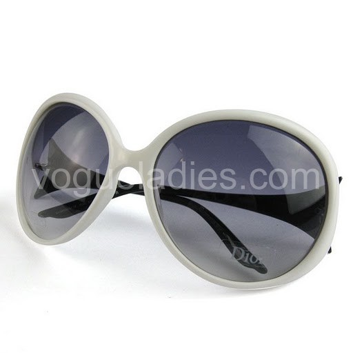 Dior Cocotte Sunglasses in White