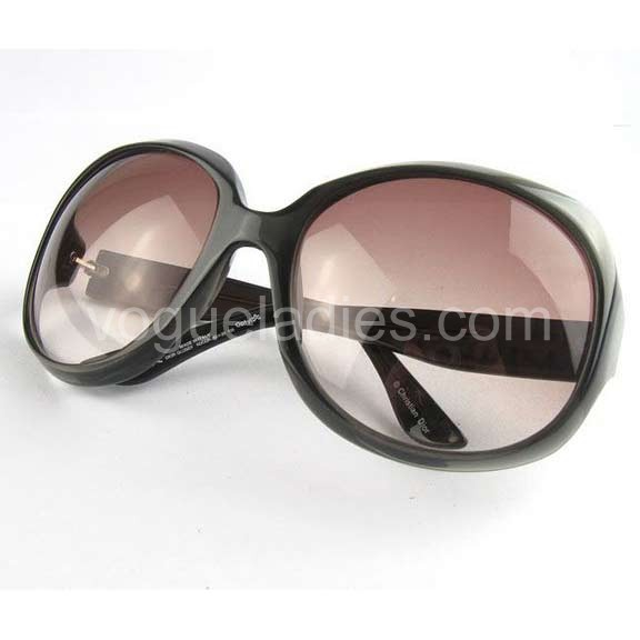 Dior Designer Sunglasses in Coffee
