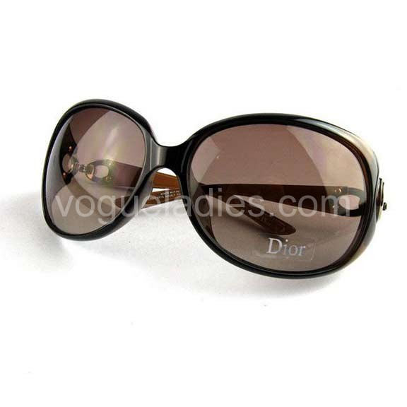 Dior Lady Sunglasses in Coffee