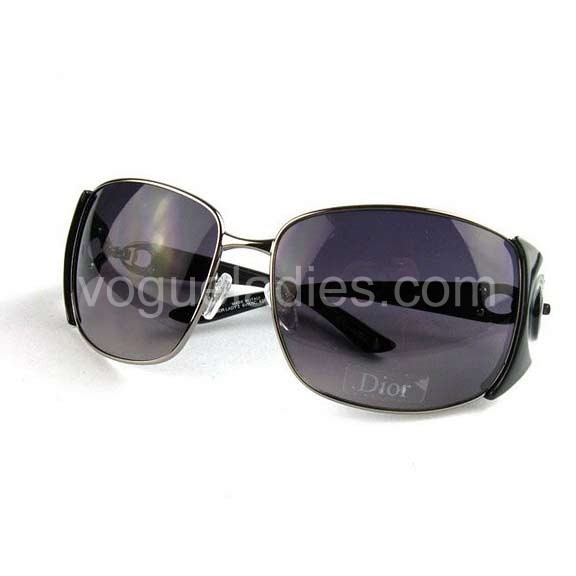 Dior Lady Sunglasses in Black