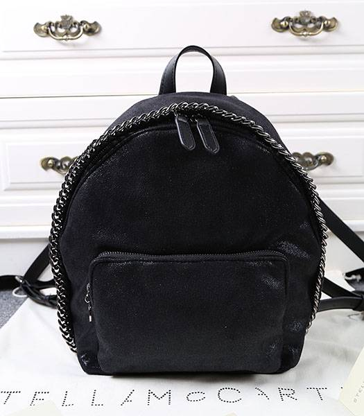 Stella McCartney Latest Design Small Backpack Black