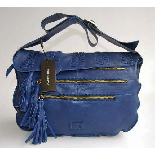 D & G New Collection_Blue Lambskin_20104