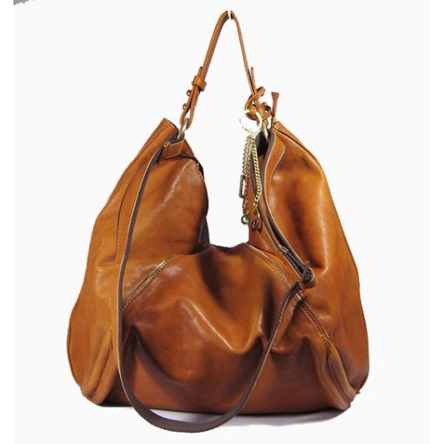 Dolce & Gabbana Hobo_Camel Leather_903