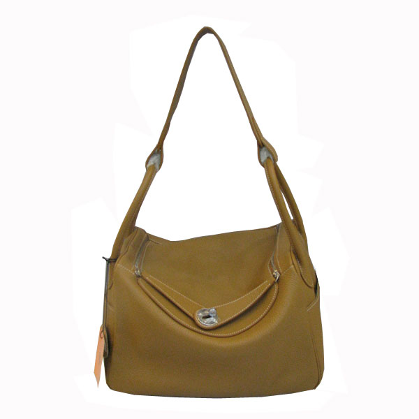 Hermes Lindy Havanne Herlin_Earth Yellow Leather