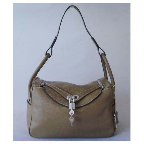Hermes Lindy Havanne Herlin_Khaki Leather