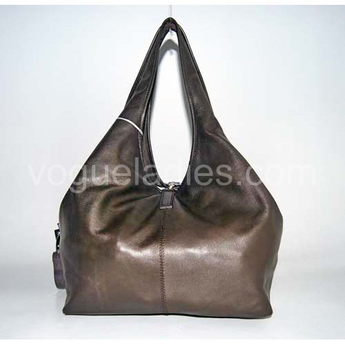 Loewe Calle Bag_Dark Coffee Leather_20205