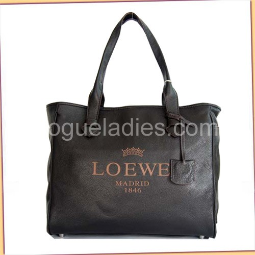 Loewe New Handbag_Coffee Leather_20206