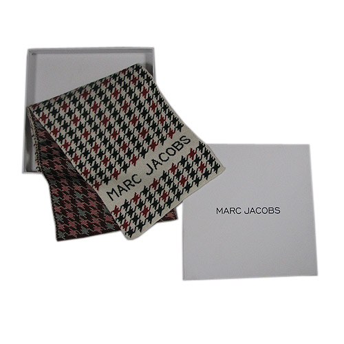 Marc Jacobs Multicolor Scarf_MJST001